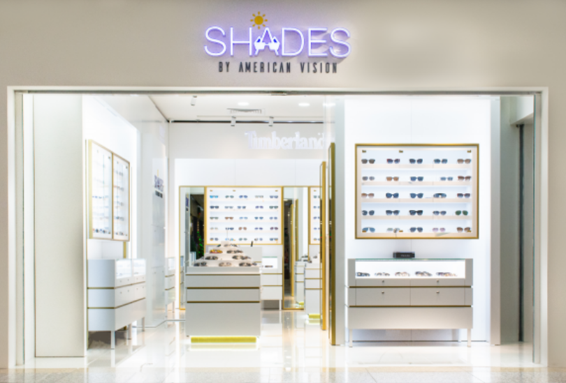 american vision optical store